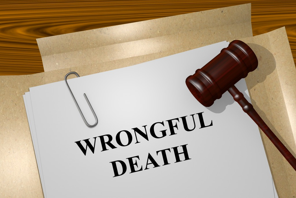 wrongful death accusation