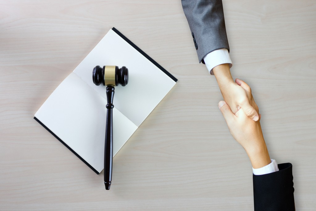 agreement regarding a case