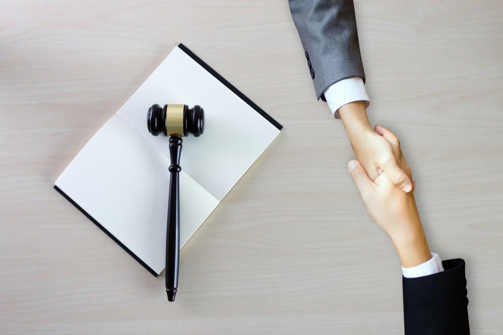 agreement regarding a case