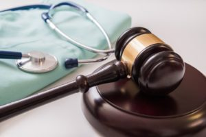medical malpractice concept